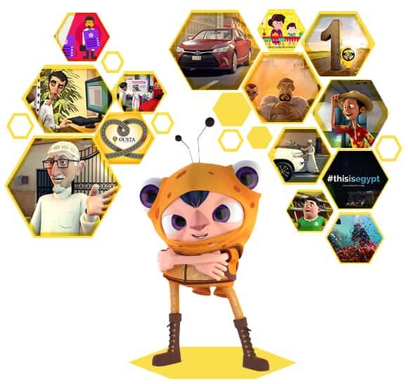 Hive studio animation 2d 3d production